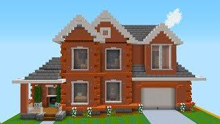 Я дал 140 Игрокам площадки что бы построить Дом Мечты в майнкрафт !