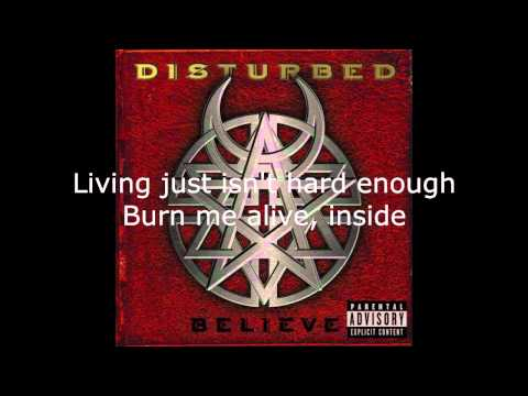 Disturbed  Prayer Lyrics HD