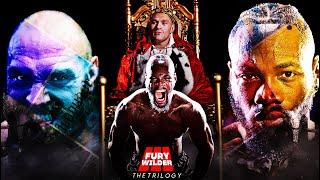 Tyson Fury VS Deontay Wilder 3 | The Trilogy