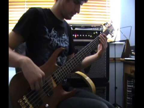 SUFFOCATION - REDEMPTION - BASS COVER