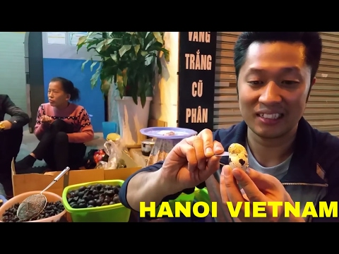 Welcome To Hanoi Vietnam