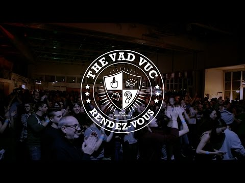 THE VAD VUC • RENDEZ-VOUS • Feat. Jgor Gianola (OFFICIAL)