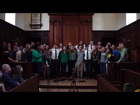 Barb'ra Allen (Traditional) - The Christopher Wren Singers