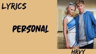 Personal-Hrvy (Lirik dan Terjemahan Indonesia)
