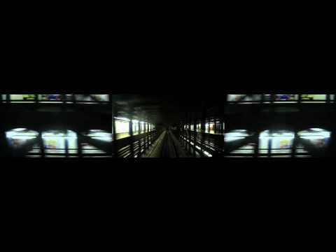 Gil Scott-Heron - New York Is Killing Me (Chris Cunningham Remix) [Full 3 Screens HD]