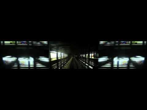 Gil Scott-Heron - New York Is Killing Me (Chris Cunningham Remix) [Full 3 Screens HD]