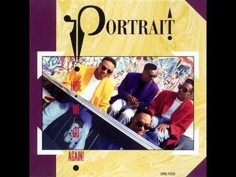 PORTRAIT Here We Go Again  R&B