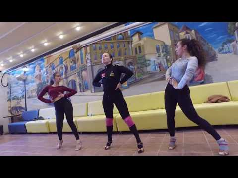 NURSEL CAN İLE SALSA LADIES STYLING BOOTCAMP - ABDA DANCERS - Aytunç Bentürk Dance Academy