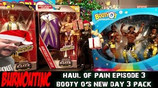 Haul of Pain Episode 3 Christmas Edition: Booty O's New Day Elite 3 Pack!!!!