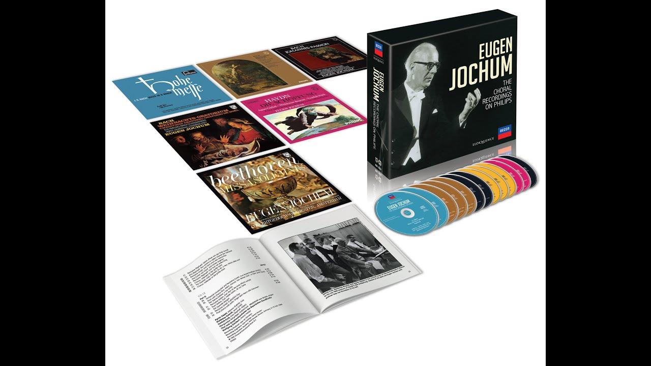 Eloquence Classics Release Batch 2, 2021 - Eugen Jochum