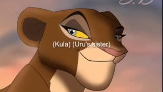 MLP:Equestria Girls Clip Lion King Version