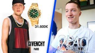 MontanaBlack und das 41.400€ Outfit.. 😂