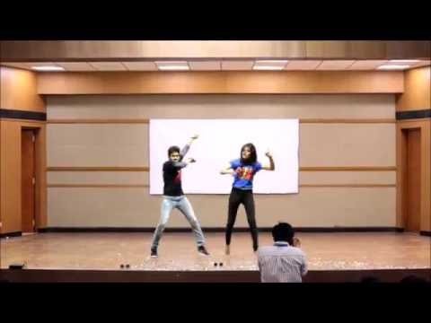 VIT dance performance | ramcharan kunfukumari song | bruce lee | bharathkanth