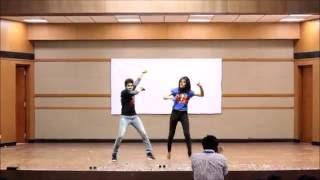 VIT dance performance | ramcharan kunfukumari song | bruce lee | bharathkanth thumbnail
