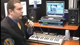 Muse Receptor Drum Demo Video, Winter NAMM 2006