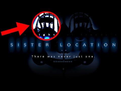 Fnaf 5 potwierdzony nowy fnaf sister location by scott cawthon