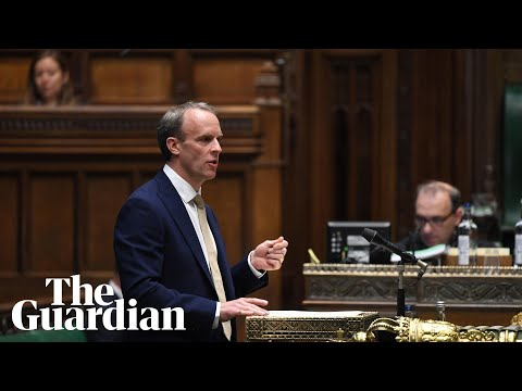 Hong Kong: Dominic Raab announces citizenship pathway as China imposes security law