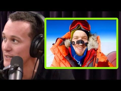 If You Sweat You Die: Dressing for Antarctica  Joe Rogan and Colin O&39;Brady