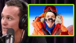 If You Sweat, You Die: Dressing for Antarctica | Joe Rogan and Colin O'Brady
