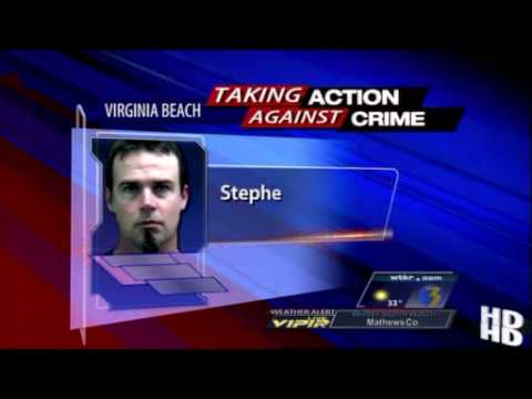 Wanted Sex Offenders in Va Beach area WTKR 020910.wmv