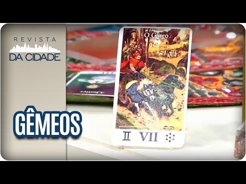 Previsão De Gêmeos 28/01 à 03/02 - Revista Da Cidade (29/01/18)