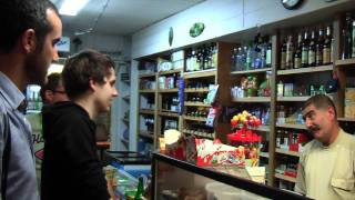 Grüne Kiosktour in Hannover mit Sven-Christian Kindler