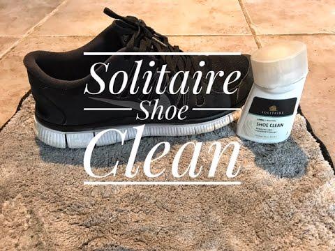 Nike Free S Schuhe Reinigen Mit Solitaire Shoe Clean Youtube