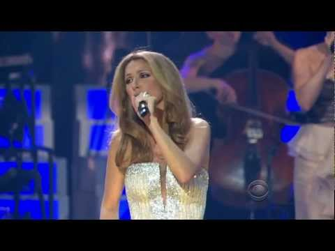 Celine Dion  Because You Loved Me    HD