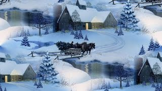 Beautiful Traditional Christmas Music 2015 - Part  2 (1080p)