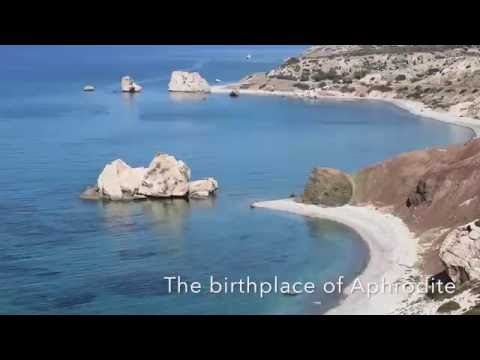 The Birthplace of Aphrodite - Cyprus