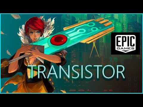 JOGO NOVO: Transistor - Discover the world of Transistor - Epic Games : Gameplay