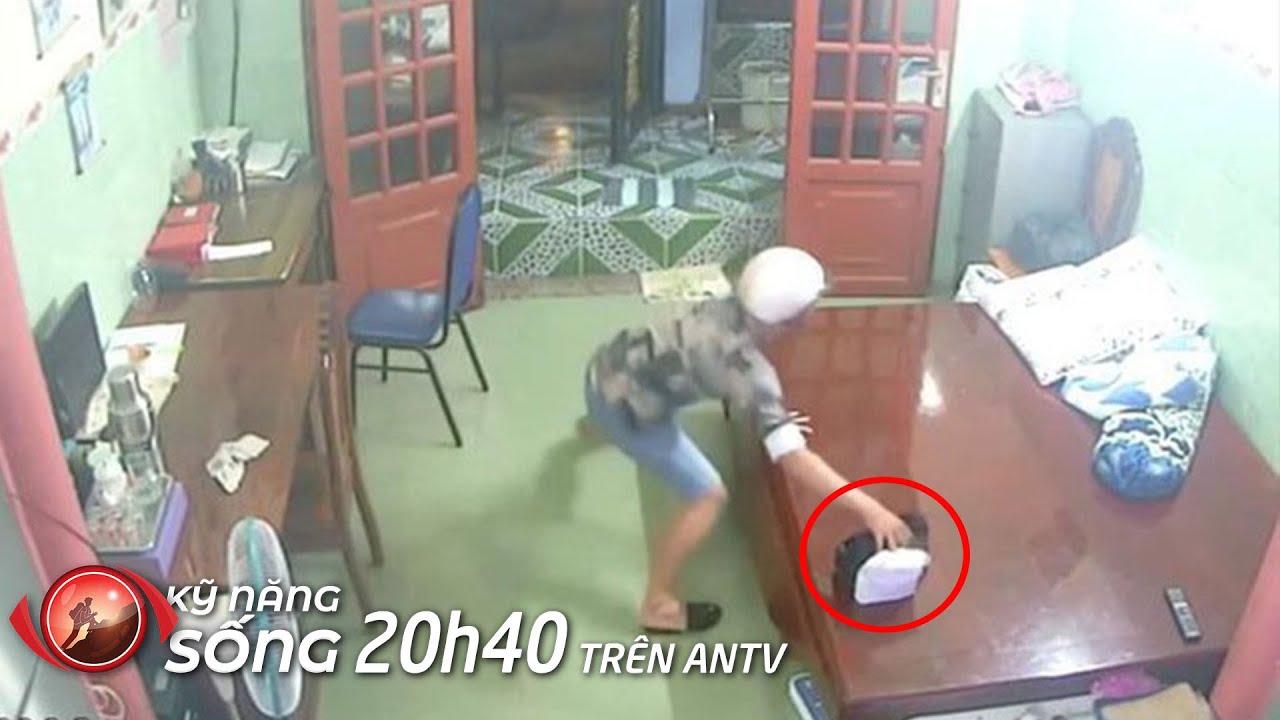 Xử lý như thế nào khi phát hiện kẻ trộm trong nhà?   Kỹ năng sống 2020