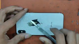 Restoration Destroyed Apple iPhone X |Restoration Apple phone