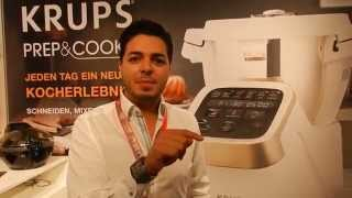 Krups Multifunktionelle Küchenmaschine Prep & Cook