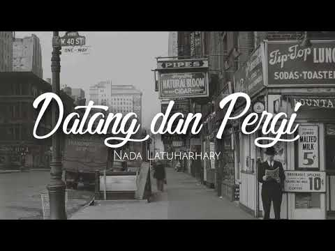 Lagu Ambon Terbaru 2018 Nada Latuharhary  DATANG DENG PIGI