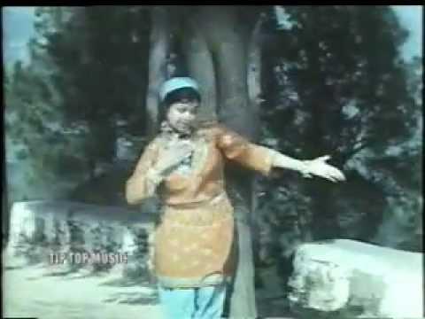 Chithi Zara Sayyan Ji Ke Naam Likh De (Noor Jehan,Film Dosti) Jhankar Song.flv