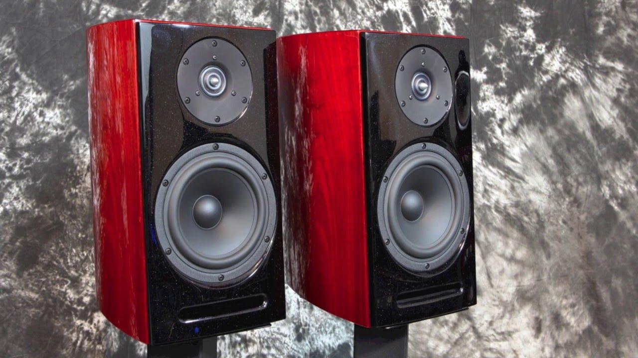 Stereo Design Aerial Acoustics Model 5t Bookshelf Speakers