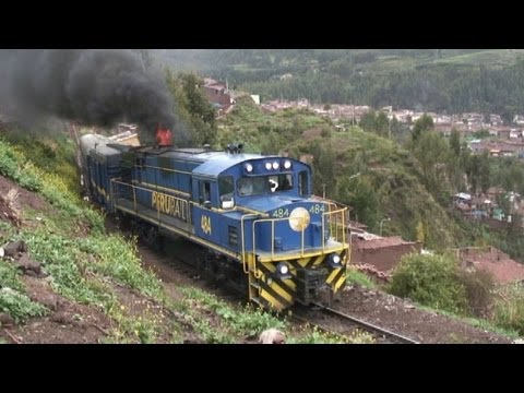 [Peru Rail]from Cusco to Machupicchu