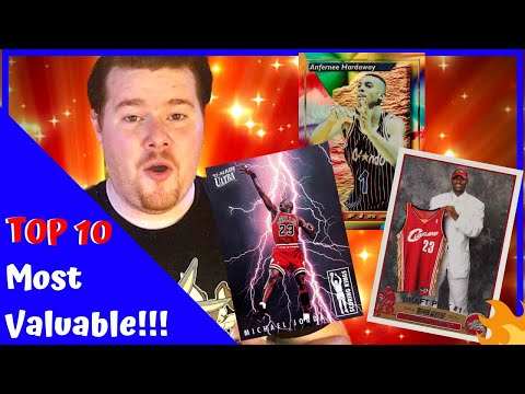 top-10-most-valuable-basketball-cards-in-my-collection!-|-s3-e14