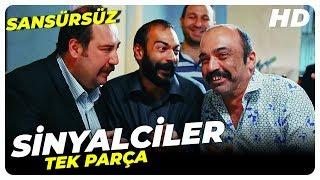 Sinyalciler | Türk Komedi Filmi Tek Parça (HD)
