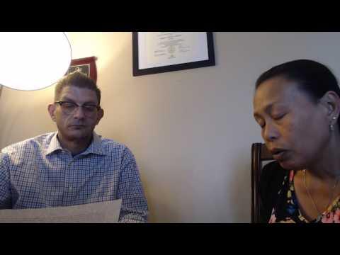 UTA course NURS 5382 mock Political interview by Corey Manges