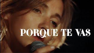 Смотреть клип Clio - Porque Te Vas