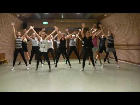PUUR by Dinne Groothuis:  Matilda The Musical - Revolting Children | Broadway Jazz Choreography