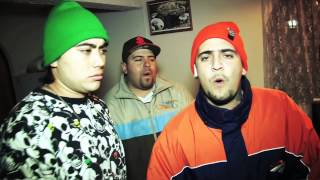 KING KONG CLICK - Aviones De Papel & Chilenation (Audio Directo)