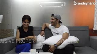Sajal Aly & Feroze Khan Singing 'Kitni Baar' Song from ZKHH