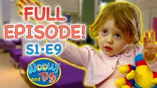 Woolly and Tig - The Dance Class | S1 • EP9 | Full Episode | Kids TV Show | Toy Spider