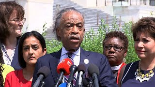 Civil Rights Leaders Decry Family Separations