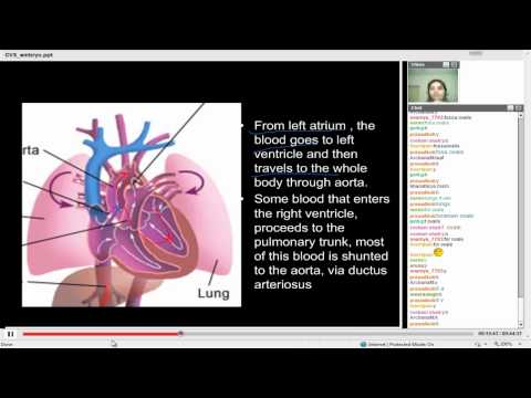 Fetal circulation (The Live online class recording @AIM MDS)