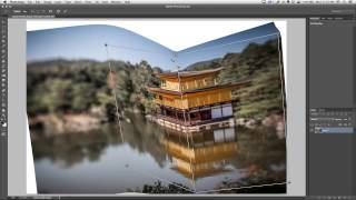 Perspective Warp in Photoshop CC