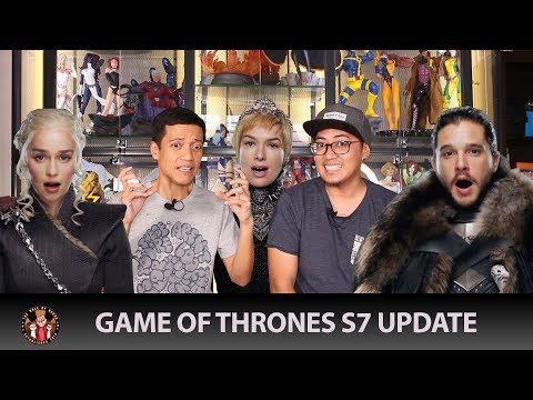Game Of Thrones Season 7 Ep 1 & 2 Recap | The Rule Of Nerds